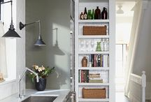 Kitchen Ideas / Ideas, inspiration and tips for decorating and designing your kitchen