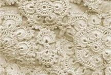 crochet - horgolás / by Anikó Kovács