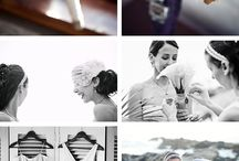 traditional & untraditional engagement/bridal/wedding portraits / by Michelle Tate