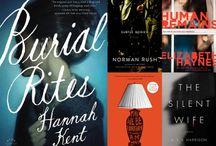 Books.  Check em out! / by Kristina Gonzalez