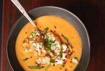 Vegan Soups / by Meghan Clark