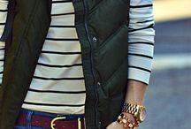 Vests putfits for winter