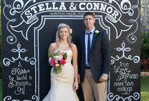 Táblák esküvőre - Wedding Boards & Signs