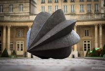 YIA ART FAIR #4 / The National Archives in Le Marais, Paris hosted five monumental sculptures by Guillaume CASTEL for a month. This exhibition was launched by galerie Ariane C-Y who took part of the YIA art fair beyond the walls, a fair off FIAC.  Les Archives nationales ont donné carte blanche à la galerie Ariane C-Y et son artiste, Guillaume CASTEL, pour une exposition d'un mois dans la cour de l'hôtel de Soubise à Paris à l'occasion de la YIA art Fair. www.arianecy.com