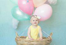 Leyla's 1st birthday