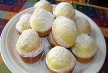 Ricette dolci - muffins