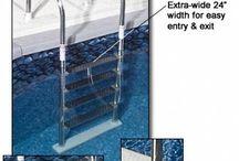 pool ideas / by Dawn Hilton