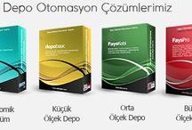 Depo Otomasyonu / http://www.anlasotomasyon.com/