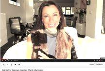 Rachel Holmes TV on YOUTUBE