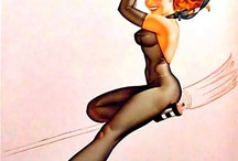 Pin-ups / by Kate Williams