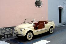 Auto / Hullun hieno Fiat 500