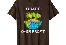 Planet Over Profit Nature