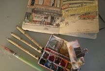 Urban Sketching Kit
