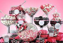 Candy Buffet Ideas / by Reva Hunt