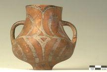 Ceramic archeology Europe
