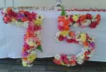 Ideias / Here are ideas for decoration on parties