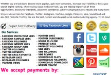 Buy Twitter Followers / http://www.FastFaceLikes.com  Buy Twitter Followers - Boost your Visibility or Increase Your Profit!  Buy Facebook Likes, Buy Twitter Followers, Buy Instagram Likes, Buy YouTube views and more. Guaranteed Real Facebook Fans within 24 Hours. We have the best prices in the world, and remember... Secure Payments by PayPal, Payza, Credit Card and more!