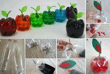 plastic bottle DIY projects