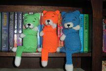 Amineko / Cute crochet cats