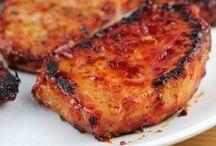 Pork & Ham / by Donna Bailey