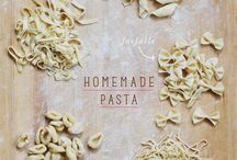 Pasta / by Julie Taylor Reed