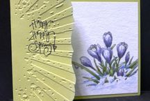 Cards - Dry Embossing