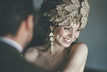 Inspirational bridal style