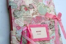 Cadernos Que te Quero / by Liria Rosa