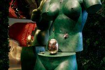 Выставка скульптур Сальвадора Дали