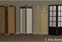Sims 2- Maxis Add-ons- Deco