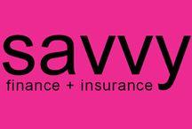 Insurance / by Savvy Finance + Insurance
