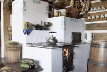 rustich  kitchen