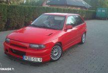Opel Astra F GSI MK3