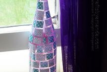 Mosaic Craft Ideas / Mosaics are always a blast to make and are a perfect kid's craft in themselves! But why not add mosaics to other crafts? The mosaic craft tutorials you'll find on this board are kid friendly and so much fun.