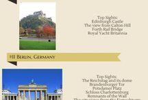 Fabulous Europe Destinations