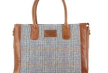 Shetland Tweed Bags & Purses