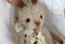 Osterhasen / Easter-Bunnies / by Monika Spitzer