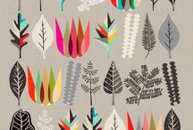 Design - Trees and leafs