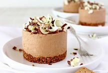 cappuccino mousse taartjes