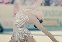 rythmic gimnastic