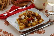 Gnocchi / Di patate, di zucca o di ricotta! Ideali il giovedì, ma non solo! Foto passo passo