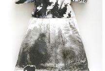 Photo print clothes