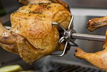 Grilled Poultry / Give your food the respect it deserves. TEC's patented gas grilling system cooks with 100% infrared energy. We've totally eliminated the hot air other grills produce that dries out food. The difference? 35% more moisture. Chicken breasts, pork, even well-done meats remain tender and juicy.