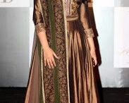 Indian beautiful anarkali dresses