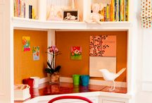 kids room ideas / by Catia Jacinto