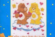 punto croce: orsetti del cuore