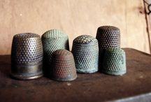 Thimbles & Sewing Machines