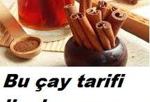 bitkisel çay