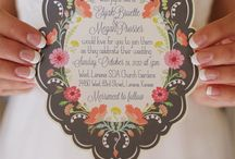 wedding inspirations / everything about not traditional wedding