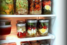 Food-Meals in a jar